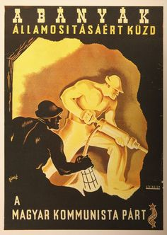 Politikai plakátok 1945-1948 - (Anonyme, Hongrie)