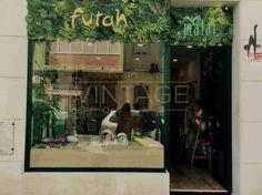 Remodelação de loja em Lisboa.