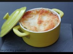 Recette Lasagnes courgette, chèvre et saumon fumé en mini-cocotte, par Mon p'tit blog gourmand - Ptitchef