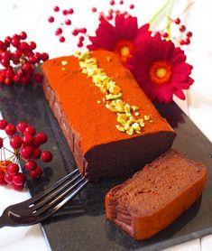 生クリーム不要‼️ お豆腐を使ったヘルシーな、生チョコケーキです。