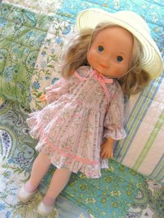 1970s Fisher Price My Friend Mandy Doll by VioletRoseBazaar, $18.00  Still have mine!