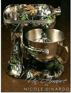 Why yes, I would LOVE this for Valentines day.. Thank you!! ♡ Camo Hunting Camo, Hunting Gifts, Trophy Hunting, Pink Camo, Camo Stuff, Guy Stuff, Kitchen Aide, Kitchen Board, Kitchen Stuff