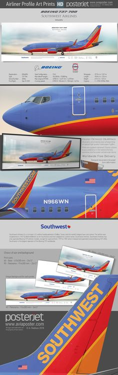 Boeing 737-700 (N966WN) - Southwest Airlines