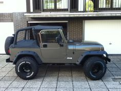 Jeep Wrangler Yj 95