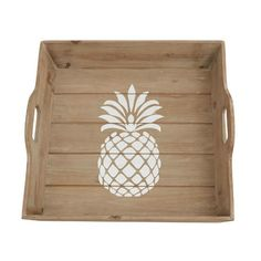Mud Pie Pineapple Ceramic Trinket Tray With Youre The Pineapple Of My Eye
