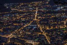 Bolzano by Night by Rene  Gruber  on 500px