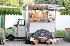 Precious little food truck!