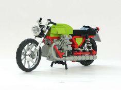 Ci vorrebbe una moto: Guzzi V7 Lego