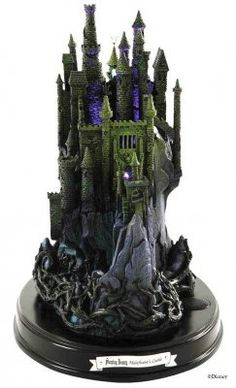 """Forbidden Fortress"" (Maleficent's Castle)"