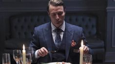 Hannibal dvd, screencaps
