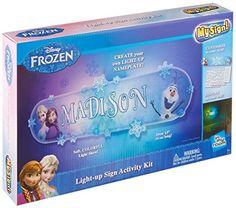 Uncle Milton - Disney's Frozen - My Sign Wall Dacor Uncle... https://www.amazon.com/dp/B00WJFG2DS/ref=cm_sw_r_pi_awdb_x_mcHtybGC4DVE8