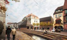 Musée Unterlinden Expansion   Herzog & de Meuron