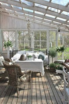 ♡My Sun porch