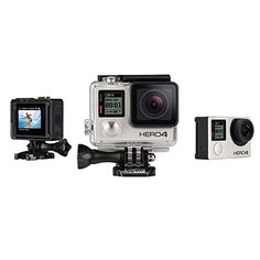 GoPro HERO4 SILVER From GoPro