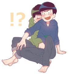 pixiv is an online artist community where members can browse and submit works, join official contests, and collaborate on works with other members. Ichimatsu, Twin Brothers, Kara, I Am Awesome, Geek Stuff, Drawings, Funny, Artist, Cute