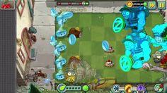 Plants vs. Zombies 2 ( PVZ 2 ), Modern Day 16  Fight Giant Zombies