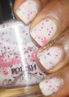 Darling Diva Polish - Cherubic