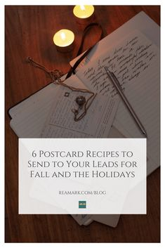 Increase your listings, buyer contacts and referrals with our wide selection of recipe cards. Here are six choices, including recipes we've tried and served to our own families, to get your customers' taste buds singing!