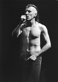 Maynard James Keenan. Front man to 3 of my favorite bands... Tool / A Perfect Circle / Puscifer. This man is a creative genius and I am proud to say I have seen him perform live with all 3 of his bands.