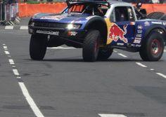 Trophy Truck, Baja 1000 - Infiniti Red Bull Racing Showrun