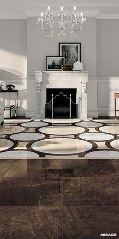 #Mirage #miragetiles #italiandesign #porcelainstoneware #jewels #marble #marbleeffect #interiordesign #homedecor #architecture #livingroom