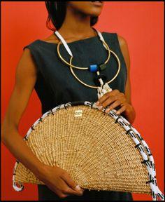 Seaside Chic: Pichulik's Hemp Clothing and Espadril Shoe Range Hemp Fabric, Brave Women, Bold Jewelry, Africa Fashion, African Design, Easy Wear, Straw Bag, Chic, Bags