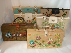 Enid Collins bags