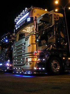 #SCANIA #TRUCK #Lorries #Car