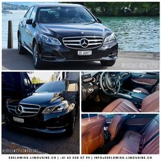The Mercedes E-Class sleek saloon is the top choice of most of our corporate clients and private travelers that are looking for comfortable and stylish transfers to their Swiss destinations 💁🇨🇭 Mercedes Sedan, Mercedes Benz, Mercedes E Class, Benz S Class, Mercedes Sprinter, Limo, Luxury Travel, Destinations, Cars
