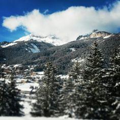 Sudtirol landscape, Mountains