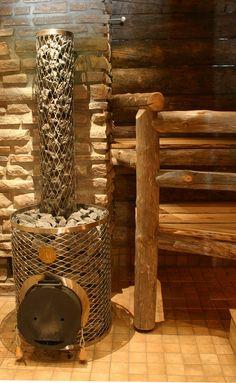 Logsauna Backyard Hammock, Ponds Backyard, Nice Backyard, Scandinavian Saunas, Backyard Smokers, Building A Sauna, Portable Sauna, Sauna Design, Outdoor Sauna