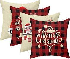 Amazon.com : christmas decorations Living Spaces, Living Room, Accent Pillows, Christmas Decorations, Amazon, Bedroom, Amazons, Riding Habit, Home Living Room