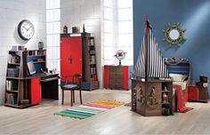 Детская комната для мальчика. Создаем интерьер, раскрывающий его потенциал! / U-MAMA.RU