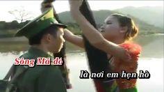 [HD] Karaoke Về Với Quê Em - Sông Mã Sơn La (Karaoke by Kgmnc)
