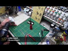 Building the Ma.K LUNA GANS part 2 [The sensor unit, part 1/2] - YouTube