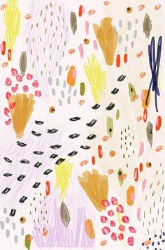 patterns by Ashley Goldberg    http://www.kittygenius.com/