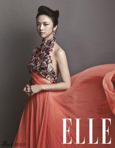 Chinese actress Tang Wei