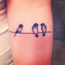 three little birds tattoo - Google Search