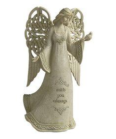 Look what I found on #zulily! Angel Statue #zulilyfinds