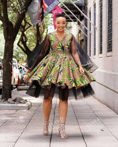 Looking for modern ankara styles to sew for your events? We have 30 latest Ankara style designs people are loving at this time you can look at. African Wear Dresses, Latest African Fashion Dresses, African Print Fashion, African Attire, African Prints, Ankara Short Gown Styles, Trendy Ankara Styles, Short Gowns, Setswana Traditional Dresses