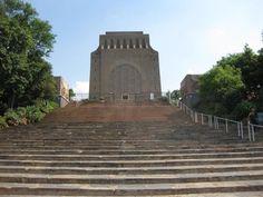 Voortrekker Monument Pretoria Suid Afrika