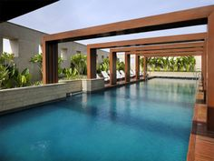 Big Pool at Luxury Architecture Hotel Ideas
