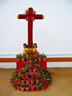 Cruces de Mayo Andalucía, Sevilla, Lebrija