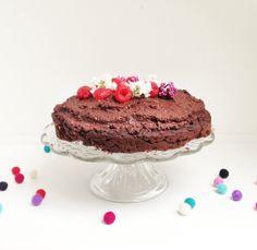 Sund mørk drømmekage (den-du-ved-nok)… Lchf, Sugar Free, Blog, Blogging