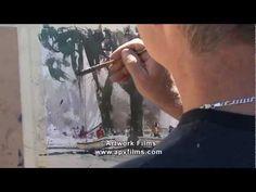 Watercolour Impressions - DVD by Joseph Zbukvic - YouTube