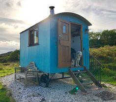 Skye Shepherd Huts - UPDATED 2018 Prices & Cottage Reviews (Heast, Scotland) - TripAdvisor Shepherds Hut Holidays, Outside World, Double Beds, Climbers, Hotel Reviews, Dog Friends, Lodges, Trip Advisor, Scotland