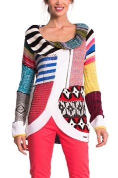 Desigual Pisa Sweater