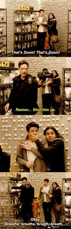 Earth 2 Barry is hilarious - Funny Superhero - Funny Superhero funny meme - - Earth 2 Barry is hilarious<<< He is! And he's such a dork! The post Earth 2 Barry is hilarious appeared first on Gag Dad. Superhero Shows, Superhero Memes, The Cw Shows, Dc Tv Shows, Supergirl Dc, Supergirl And Flash, Le Flash, Flash Funny, Flash Barry Allen