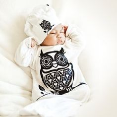 petit couture welcome set (owls!)
