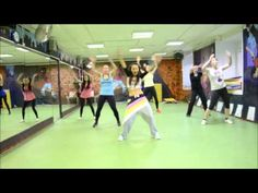 Major Lazer feat. Busy Signal - Watch Out For This (Bumaye) | Zumba fitn...